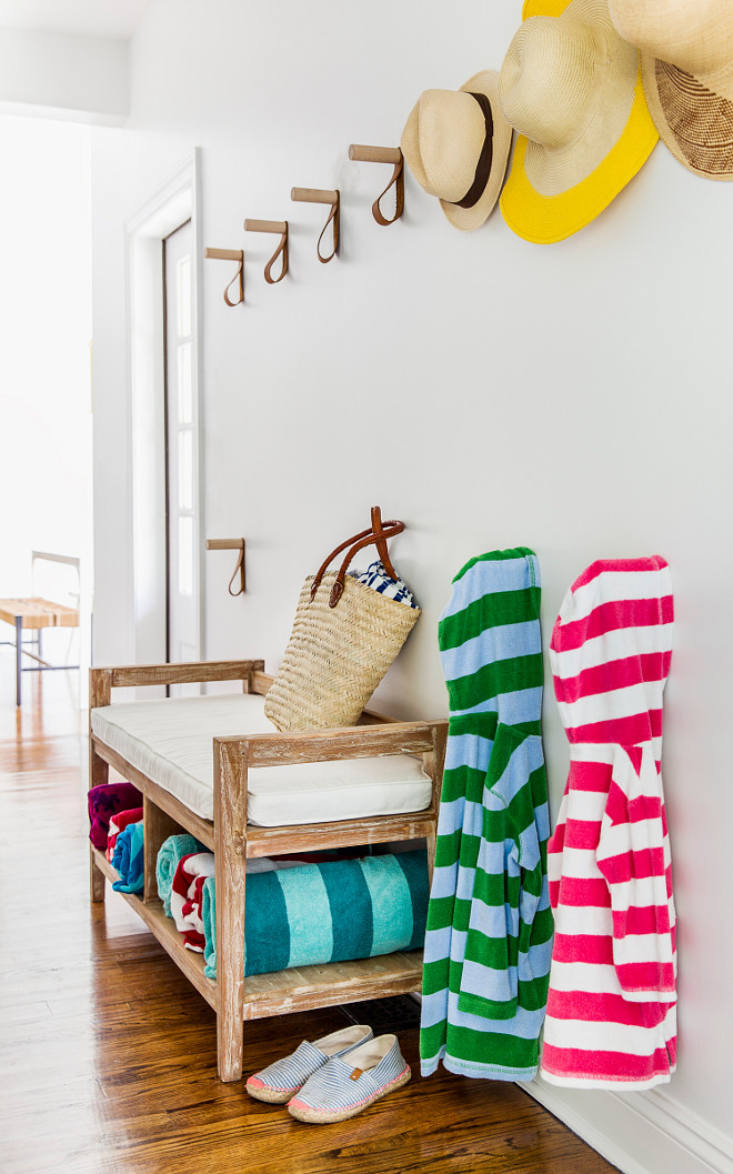 Mudroom Foyer Ideas. #Mudroom #Foyer Chango & Co.