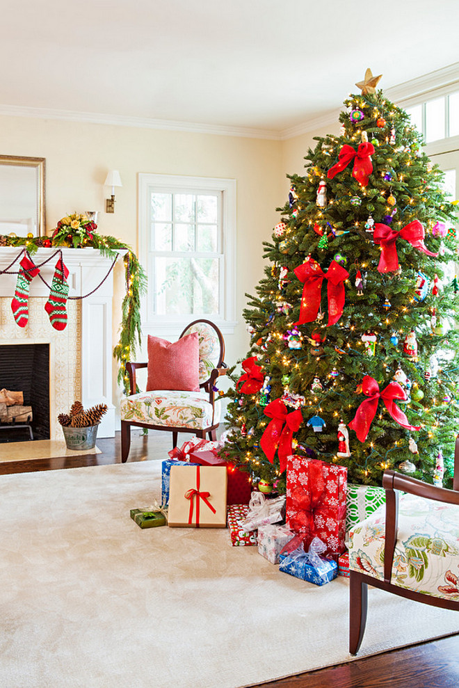 Christmas Tree. New Christmas Decorating Ideas. & New Christmas Decorating Ideas - Home Bunch Interior Design Ideas