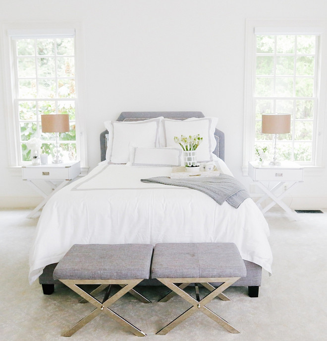 "Best White Bedroom Paint Color: ""Benjamin Moore White Dove OC-17"" – Aura Interior, Matte Finish. OC-17 White Dove Benjamin Moore. White Dove Benjamin Moore. White Dove OC-17 Benjamin Moore. White Dove OC-17 Benjamin Moore. Benjamin Moore White Dove OC-17 – Aura Interior, Matte Finish."