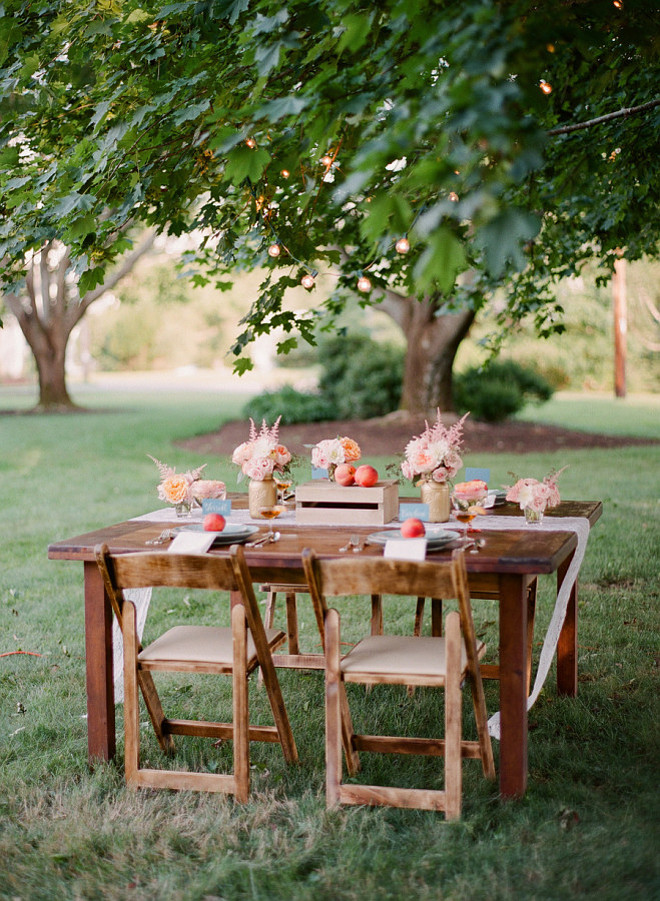 Summer Backyard Ideas. Ruth Eileen Photography.
