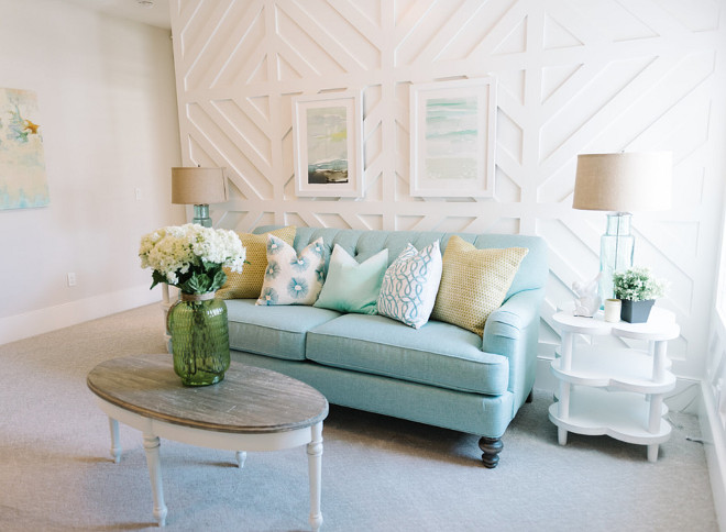 Turquoise sofa pillow ideas. #Turquoise #Sofa #pillow Four Chairs Furniture.