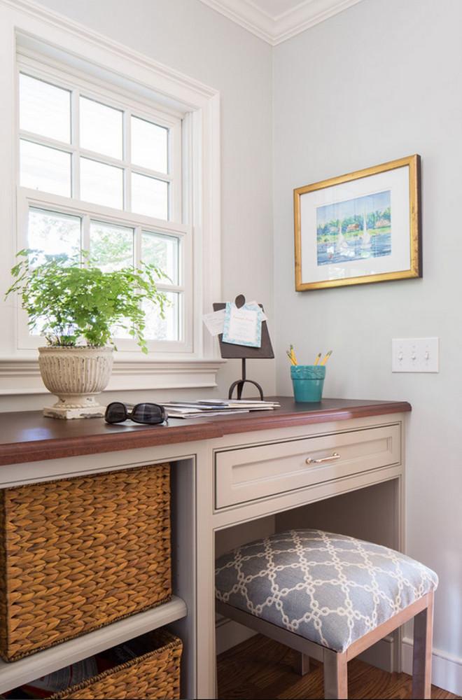 Built in Desk. Small Built in Desk Height. Built in Desk Design. Built in Desk Example. Built in Desk Plans. Built in Desk Storage. Built in Desk with Baskets. Built in Desk Shelves. Built in Desk. Desk. Hall with Built in Desk. #BuiltinDesk #Desk Taste Design Inc.