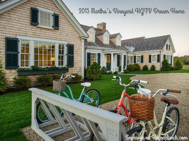 2015 HGTV Dream House pictures