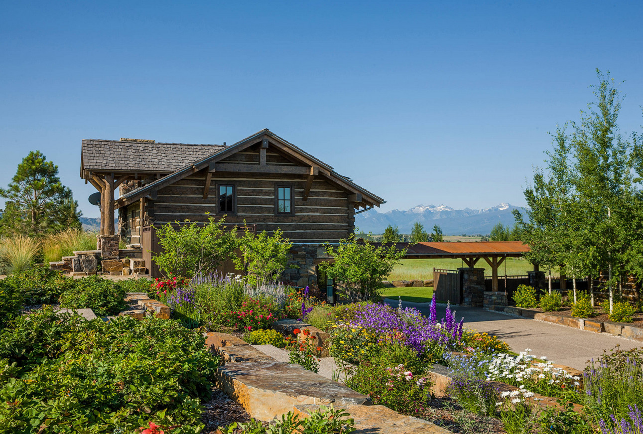 Mountain Home Garden. Mountain Home Garden Landscaping. Mountain Home Garden Landscaping Ideas. Mountain Home Garden Landscaping Pictures. Mountain Home Garden Landscaping Photos. Mountain Home Garden Landscaping Plants. Mountain Home Garden Landscaping Flowers. #MountainHome #Garden #Landscaping Rocky Mountain Log Homes.