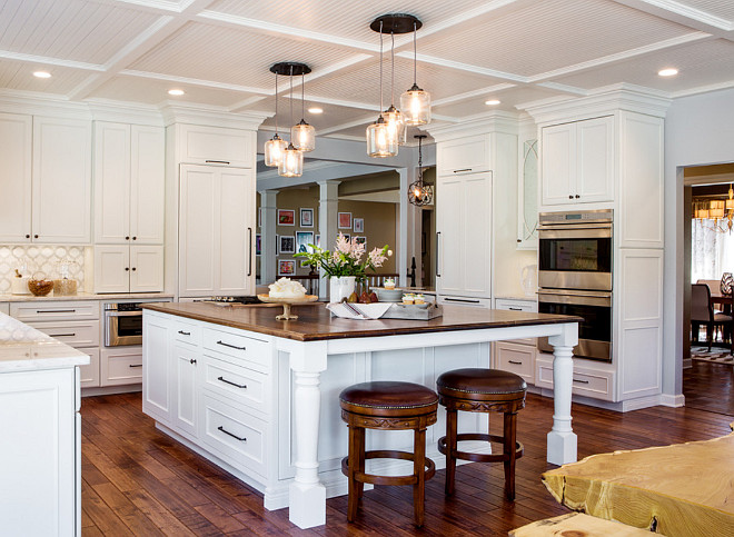 kitchen design for big house large kitchen cabinet layout ideas home bunch interior 515