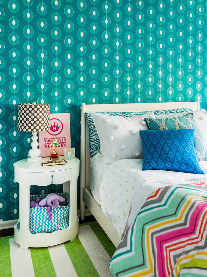 Turquoise Girls Bedroom. Turquoise Girls Room Ideas. Turquoise Girls Room Decor. Turquoise Girls Room Color Palette. Turquoise Girls Room. #TurquoiseGirlsRoom #TurquoiseGirlsBedroom Andrew Howard Interior Design.