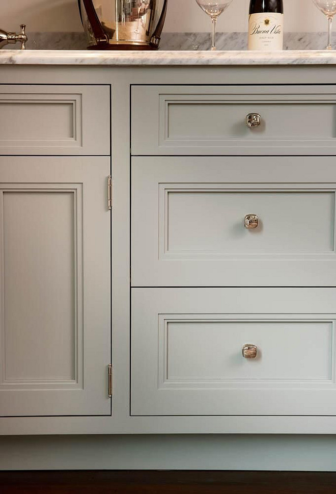 Farrow and Ball Manor House Gray. Farrow and Ball Manor House Gray. Soft Gray Paint Color Farrow and Ball Manor House Gray. Soft Gray Cabinet Farrow and Ball Manor House Gray #FarrowBallManorHouseGray Via Crown Point Cabi