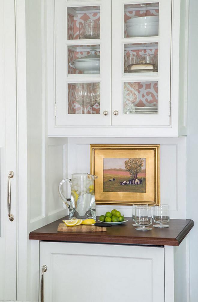 Kitchen Beverage Cabinet. Kitchen Beverage Cabinet Ideas. Kitchen Beverage Cabinet. Small Kitchen Beverage Cabinet. White Kitchen Beverage Cabinet. #KitchenBeverageCabinet #BeverageCabinet #KitchenBar Taste Design Inc.