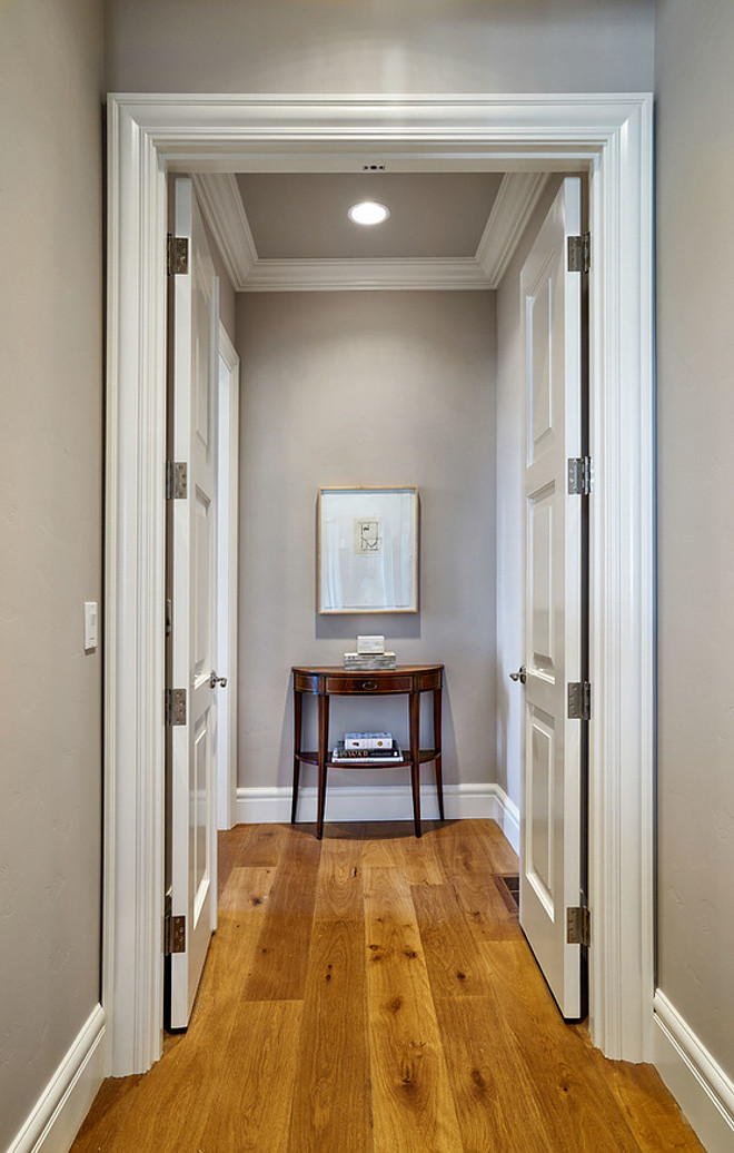 Benjamin Moore London Frog. Benjamin Moore London Frog. Benjamin Moore London Frog. Walls and ceiling are painted with Benjamin Moore London Frog. #BenjaminMooreLondonFrog