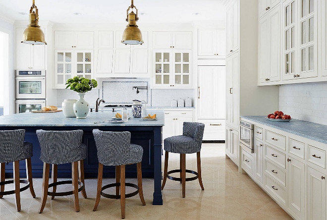 Benjamin Moore OC-17 White Dove Kitchen. Benjamin Moore White Dove Kitchen. White Dove Benjamin Moore Kitchen. #BenjaminMooreOC17WhiteDoveKitchen