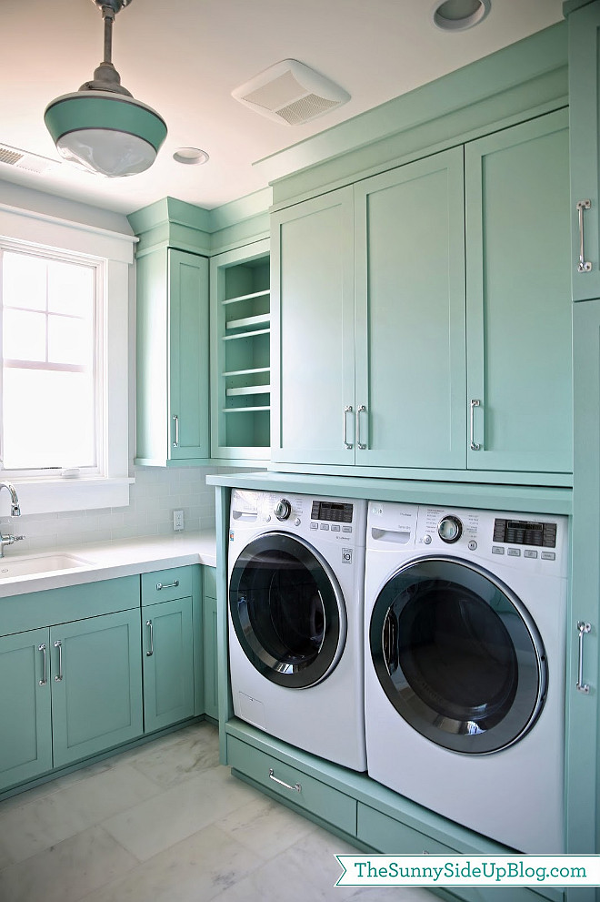 2016 paint color ideas for your home home bunch interior - Laundry room color ideas ...
