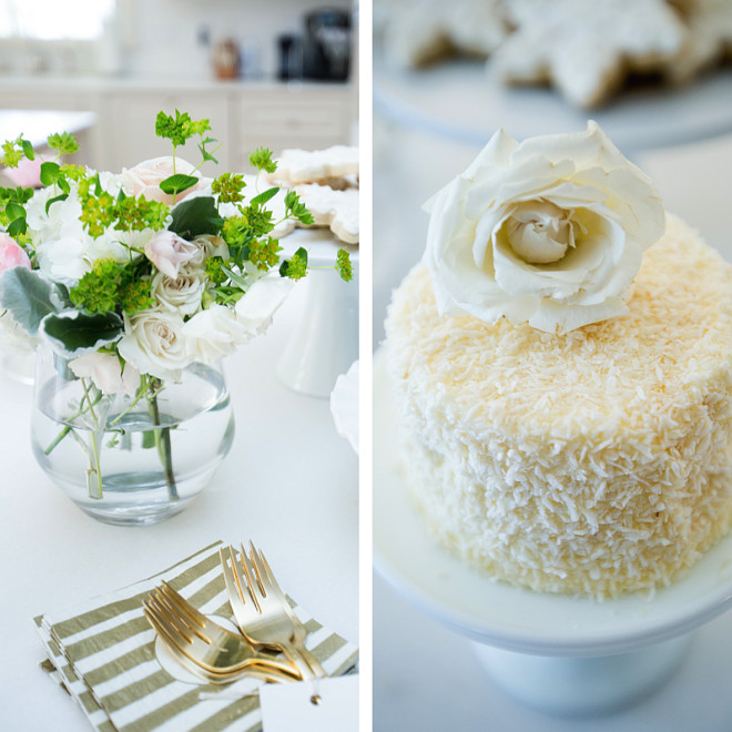 Coconut cake. Dessert Ideas Coconut cake. Coconut cake from Whole Foods. #Coconutcake #WholeFoods #WholeFoodsCoconutcake Fashionable Hostess.