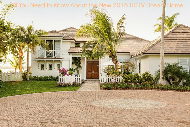 All You Need To Know About The New 2016 HGTV Dream Home Home Bunch Interi