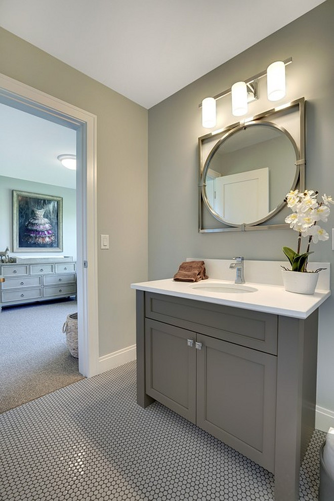 grey bathroom cabinet paint color ideas grey bathroom cabinet paint