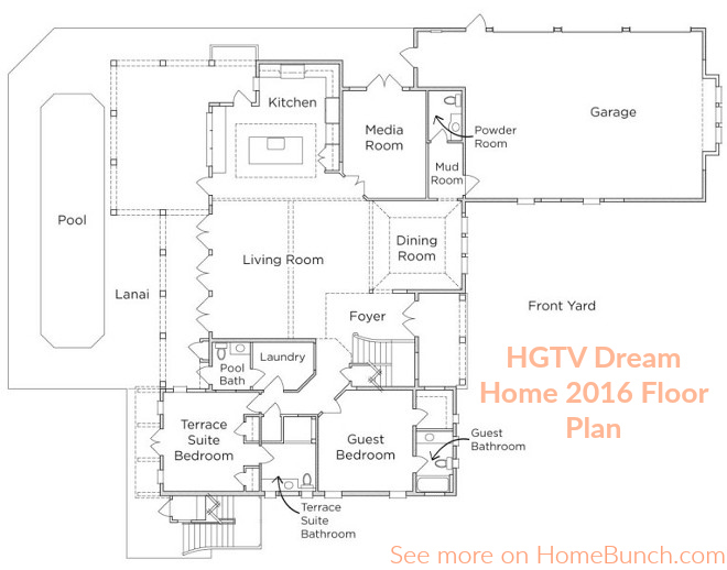 Hgtv dream home 2005 house plans house design plans for Dream home blueprints