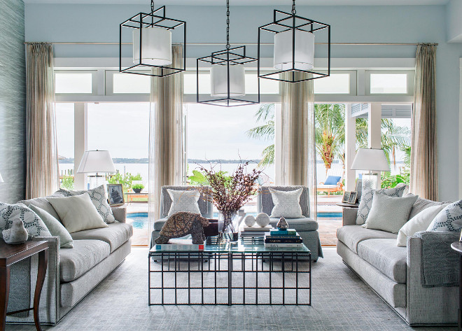 HGTV Dream Home 2016 Living Room. HGTV Dream Home 2016 Living Room Photos. HGTV Dream Home 2016 Photos Living Room #HGTVDreamHome2016 #LivingRoom #Photos