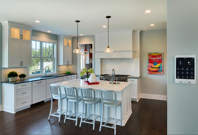 Home automation Kitchen. Home automation Kitchen. Home automation Kitchen Ideas. Kitchen Home automation #Homeautomation #Kitchen Spacecrafting Photography.