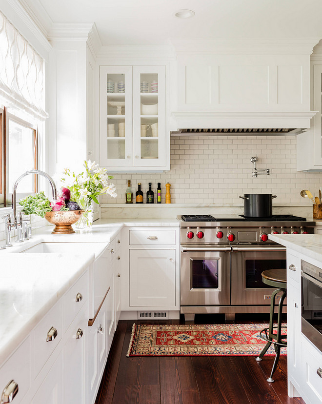 kitchen backsplash tile and grout  the kitchen backsplash tile is ann sacks and the grout choosing window treatments for your kitchen window   home bunch      rh   homebunch com