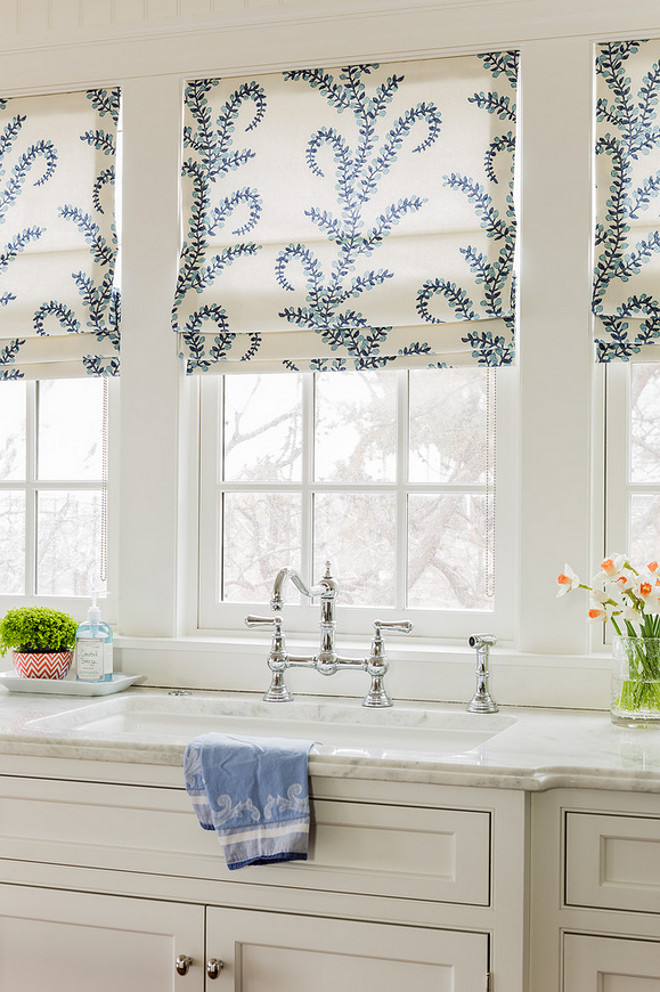 Box valance ideas designkitchen drapery pinterest kitchen Drapery treatments ideas