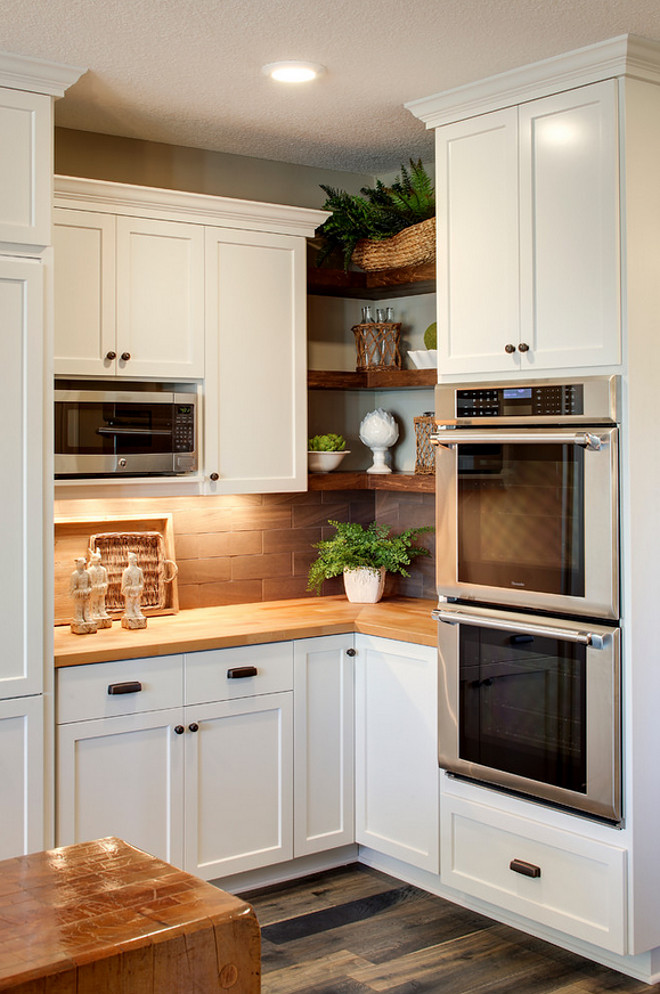 Kitchen combination of cabinets and open shelving. Kitchen combination of cabinets and open shelving ideas. Kitchen combination of cabinets and open shelving #Kitchencabinetsopenshelving Pillar Homes.