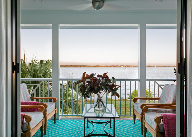Master Balcony Pictures From HGTV Dream Home 2016