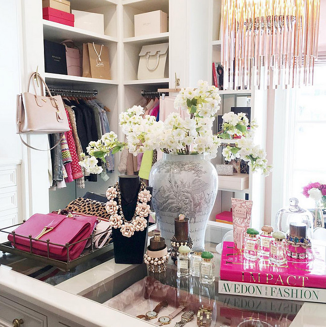 Rachel Parcells Closet. Rachel Parcell Closet. Rachel Parcell Closet Ideas. Rachel Parcell Closet Pink Peonies. #RachelParcellCloset #PinkPeoniesCloset Rachel Parcell Pink Peonies.