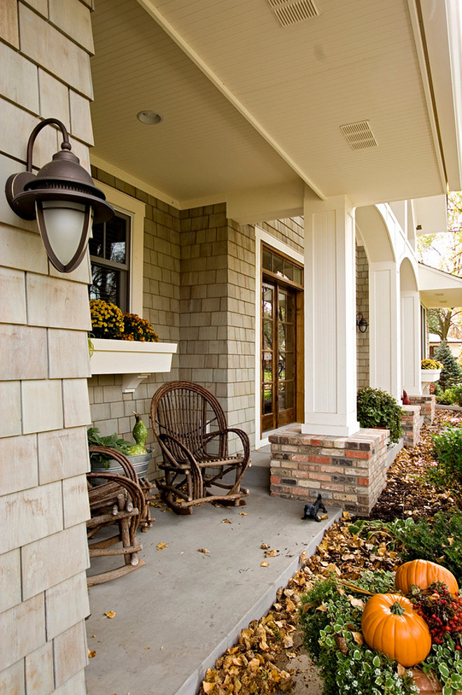 Shingle home porch columns. Shingle home porch columns #Shinglehome #porchcolumns Pillar Homes.