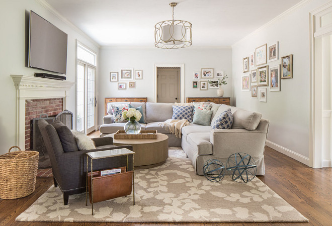 Renovated Home with Coastal Interiors Home Bunch  : Wickham Gray Benjamin Moore Benjamin Moore Wickham Gray Benjamin Moore Wickham Gray Paint Color BenjaminMooreWickhamGray BenjaminMoorePaintColors  from www.homebunch.com size 660 x 450 jpeg 91kB