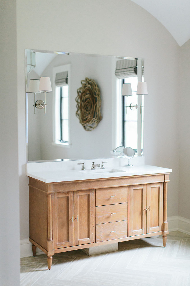 80 home design ideas and photos home bunch interior for Bathroom ideas with oak cabinets