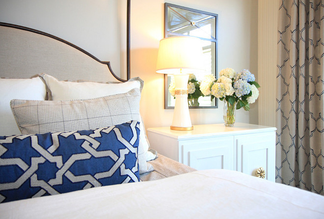 Master bedroom decorating suggestions. How to decorate a master bedroom. Master Bedroom decor tips. #masterbedroomdecor #masterbedromdecoratingideas #masterbedromdecortips #masterbedromdecoratingtips Bria Hammel Interiors