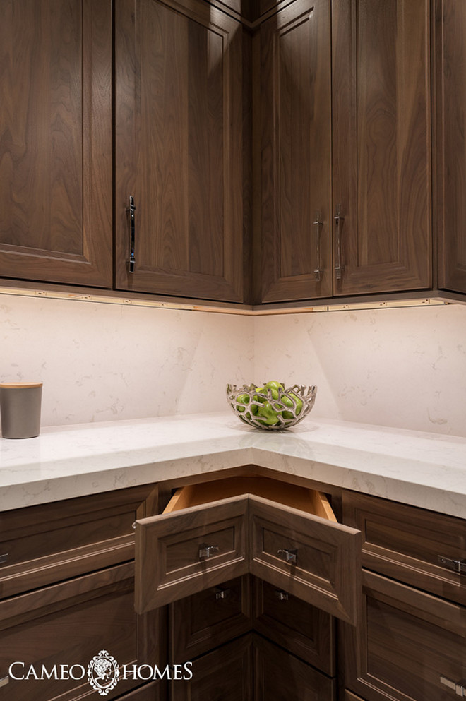 Kitchen corner cabinet. Kitchen corner cabinet. Kitchen corner cabinet ideas. Kitchen corner cabinet #Kitchencornercabinet Cameo Homes Inc.