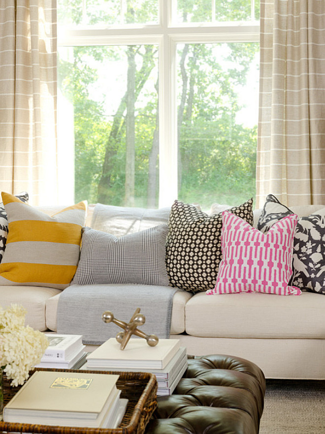 Living room pillow combination ideas #Livingroom #pillowcombination #Livingroompillowcombination