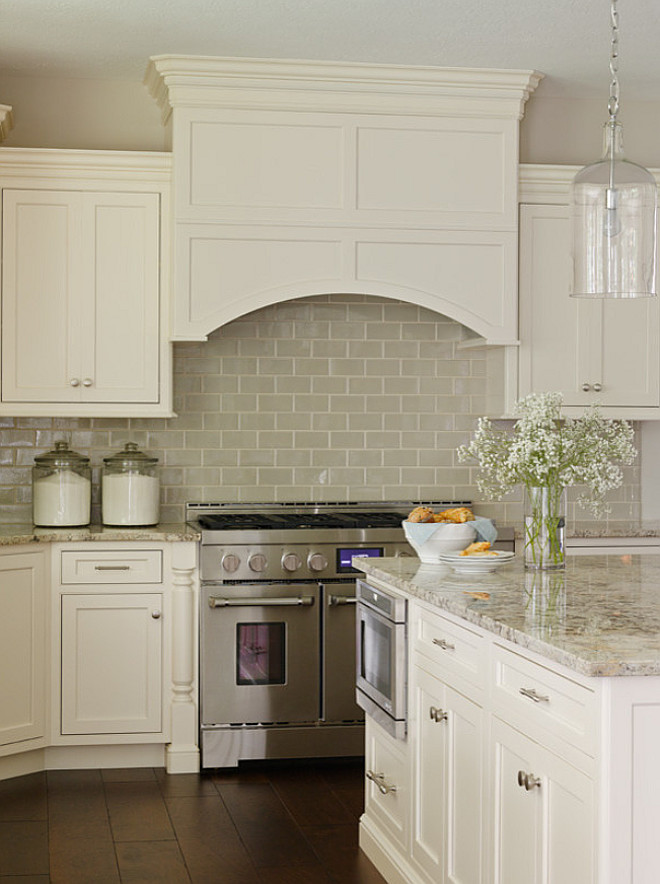 Home decor interior design ideas home bunch Kitchen design off white cabinets