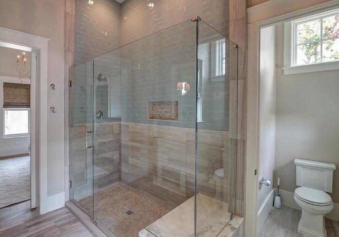 24 Lastest Bathroom Tiles Combination Ideas