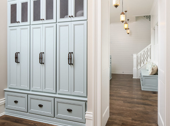 Mudroom Locker Doors. Mudroom Lockers with Doors and Drawers. Mudroom Lockers with Doors and Drawers. #Mudroom #MudroomLockersDoors #MudroomLockersDoorsDrawers #MudroomLockerDrawers Artisan Signature Homes.