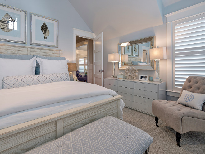 Blue and gray bedroom color scheme. Light Blue and gray bedroom color scheme ideas. Blue and gray bedroom color scheme #Bluegraybedroom #Bluegraybedroomcolorscheme Asher Associates Architects. Megan Gorelick Interiors