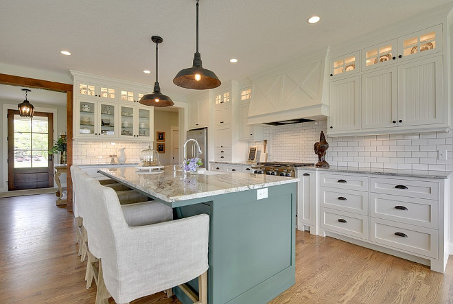Blue Kitchen Paint Colors. Kitchen Paint Color Home Ideas with Pictures  Bell Custom Homes