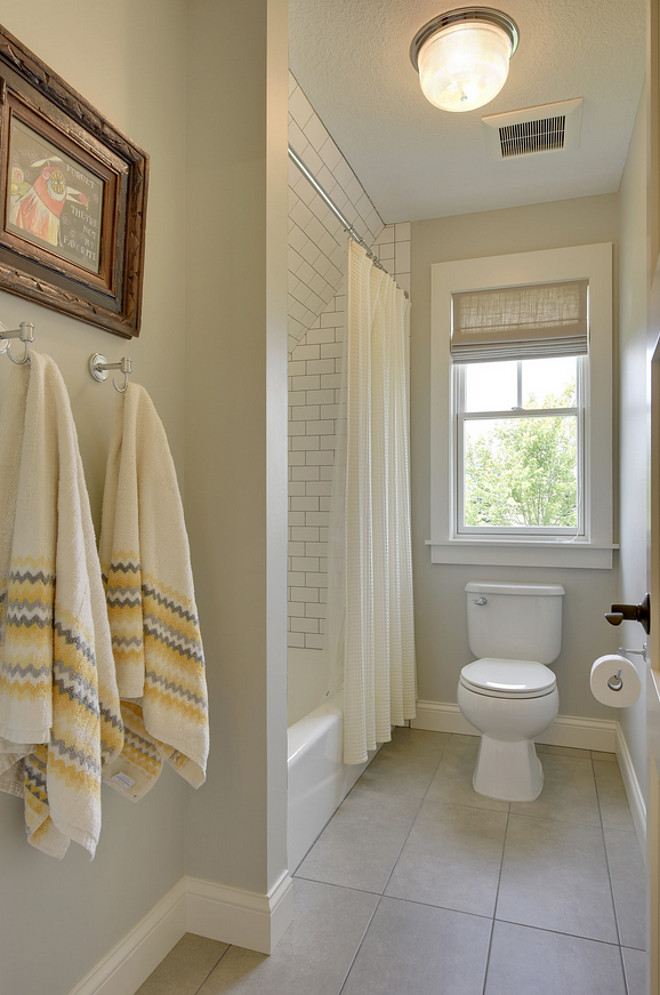 Blue bathroom paint colors cottage bathroom benjamin moore - Home Paint Color Ideas With Pictures Home Bunch