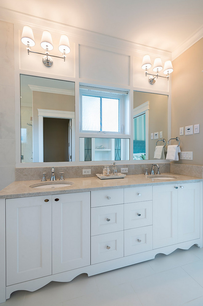 Furniture like bathroom cabinet. Furniture like bathroom vanity cabinet. Furniture like bathroom cabinet plans. Furniture like bathroom cabinet photos and ideas. #Furniturelikebathroomcabinet Kemp Construction. Sarah Gallop Design Inc.