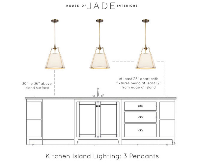 Three Pendant Kitchen Island Dimension. Three Pendant Kitchen Island Dimension ideas. Three Pendant Kitchen Island Height. Three Pendant Kitchen Island Space. Three Pendant Kitchen Island Dimensions #ThreePendantKitchenIslandDimension #ThreePendantKitchenIslandHeight #ThreePendantKitchenIslandSpace #ThreePendantlightingDimension House of Jade Interiors