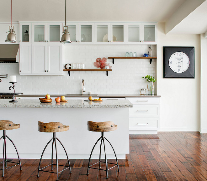 Sherwin Williams Pure White SW 7005. Sherwin Williams Pure White SW 7005. Kitchen cabinet paint color Sherwin Williams Pure White SW 7005 #SherwinWilliamsPureWhiteSW7005 #SherwinWilliamsPureWhite CM Natural Designs