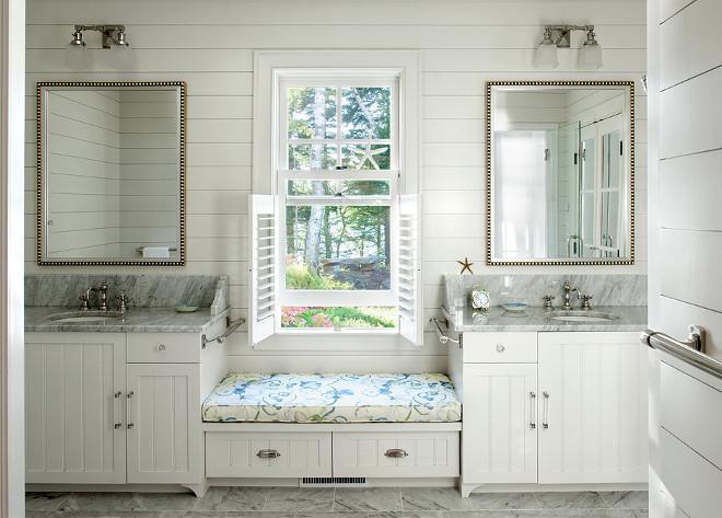Guest Bathroom Vanity Color