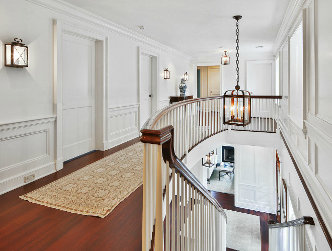 Foyer and landing lighting. Foyer and landing lighting ideas. #Foyerlighting Christie's Real Estate