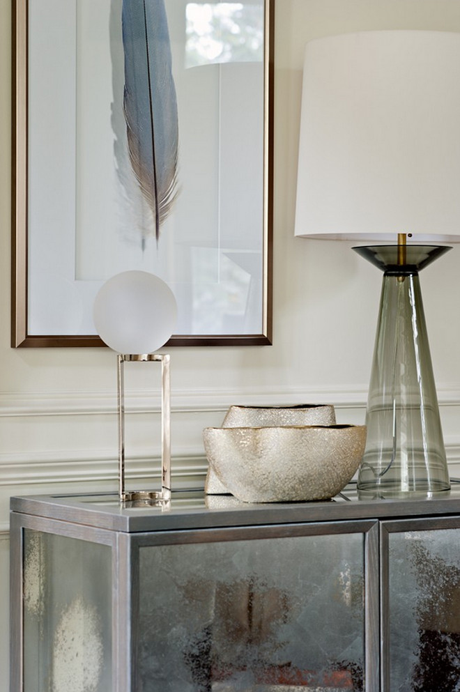 Foyer. Tailored Foyer. Tailored Foyer Furniture and Decor #TailoredFoyer #Foyer Elizabeth Metcalfe Interiors & Design Inc.