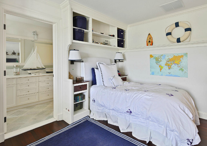 Kids Bedroom. Coastal Kids Bedroom. Coastal Kids Bedroom #CoastalKidsBedroom