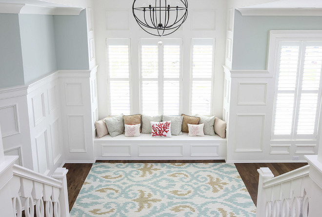 Window Seat Wainscoting. Window Seat Wainscoting Height. Window Seat Wainscoting Dimensions. Window Seat Wainscoting Ideas. Window Seat Wainscoting #WindowSeatWainscoting Artisan Signature Homes.