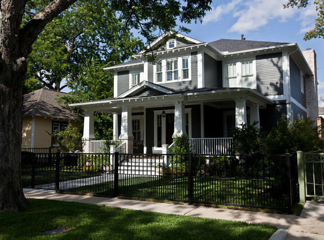 Home paint color ideas with pictures home bunch interior design ideas for Grizzle grey sherwin williams exterior