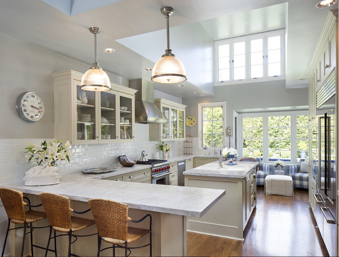 Kitchen high ceiling window. Kitchen high ceiling window ideas. Kitchen high ceiling windows. Kitchen high ceiling window #Kitchenhighceilingwindow #Kitchenwindow Lauren Shadid Architecture and Interiors