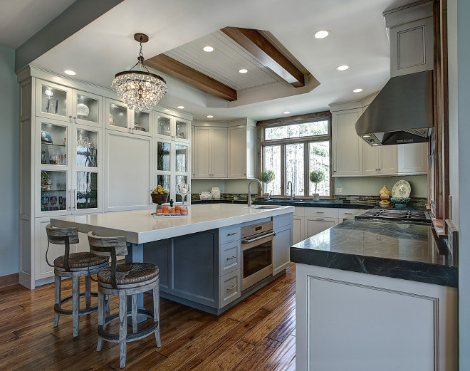 Transitional Gray Kitchen Design. Transitional Gray Kitchen Design. Transitional Gray Kitchen. Transitional Gray Kitchens. Transitional Gray Kitchen Cabinet #TransitionalGrayKitchenDesign #TransitionalGrayKitchen #TransitionalGrayKitchens #TransitionalGrayKitchencabinet #graykitchenBenchmark Design Studio