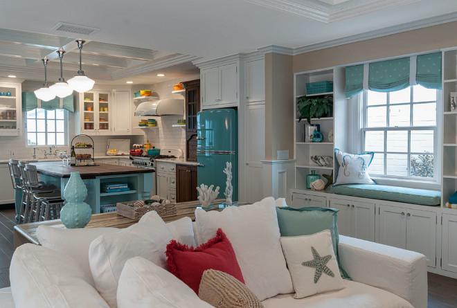 Magnificent Retro Beach Kitchen Style Home Bunch Interior Design Ideas Largest Home Design Picture Inspirations Pitcheantrous